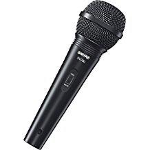 Shure SV200 Micrófono Vocal unidireccional (cardioide) para karaoke y cantar en