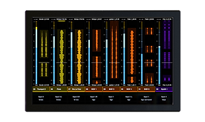 Avid S6 Display Module