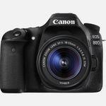 Cámara fotográficas_Canon EOS 80D + Objetivo 18-55 mm IS STM