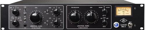 Universal Audio _Previo_LA-610 MkII Classic Tube Recording Channel