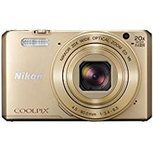 "Nikon Coolpix S7000 - Cámara compacta de 16.76 Mp (pantalla de 3"", zoom óptico 2"