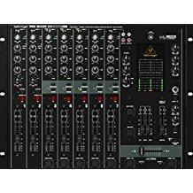 Behringer Pro Mixer DX2000USB profesional de 7 canales para DJ, crossfader VCA