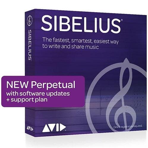 Sibelius Perpetual License NEW