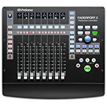 PreSonus faderport 8 mezcla de 8 canales controlador de producción