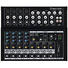 Mackie Mix12Fx - Mixing console