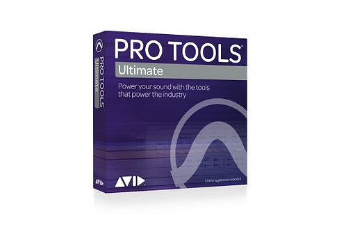 Avid Pro Tools Ultimate Upgrade Renewal