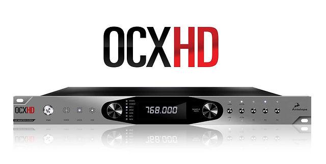 Master Clock OCXHD