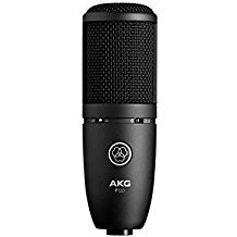Akg - P120 perception microfono cardioide vocal