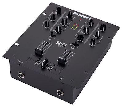 Dj Mixer _Numark M101 USB Black DJ Mixer