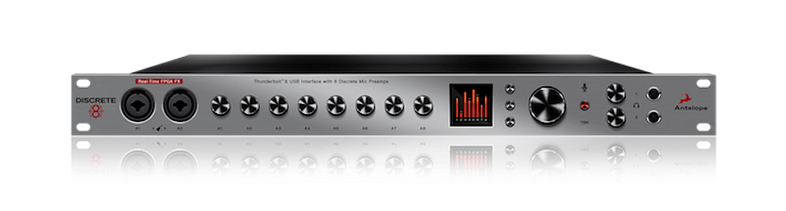 Interface Antelope Discrete 8