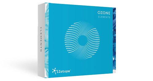 iZOTOPE _OZONE 8_Element