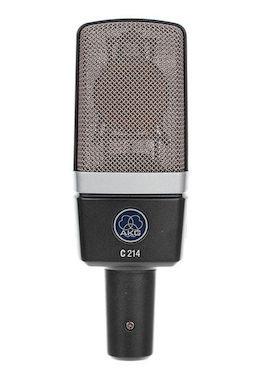 Microphones_AKG C214