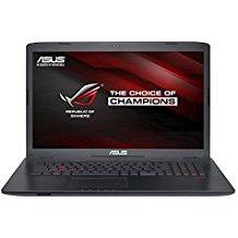 """ASUS GL752VW-T4065D - Ordenador Portátil de 17.3"""" Full HD (Intel Core i7-6700HQ,"""