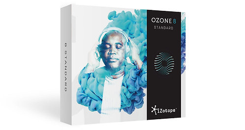 iZOTOPE _OZONE 8_Standard