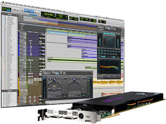 Avid HDX Core with Pro Tools HD