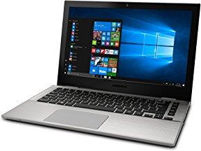 """MEDION MD61263 - Ordenador portátil convertible de 14"""" Full HD (Intel Pentium N4"""