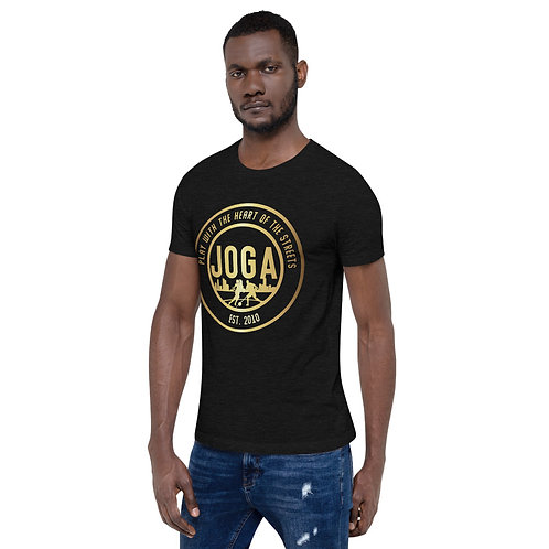 JOGA GOLD Short-Sleeve Unisex T-Shirt