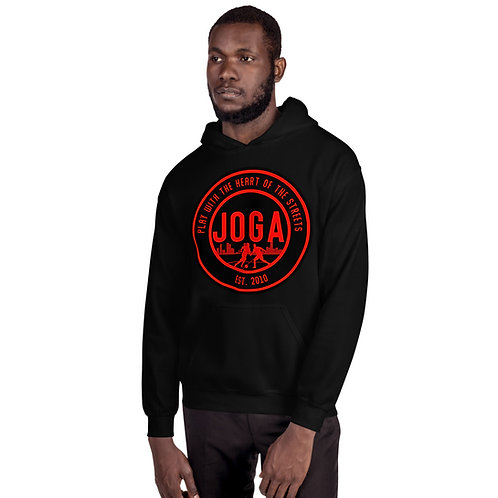 "JOGA ""HEART OF THE STREETS"" Hoodie"