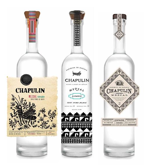 Chapulin Mezcal Concepts