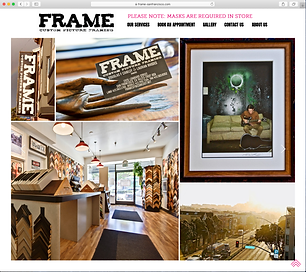 FRAME San Francisco