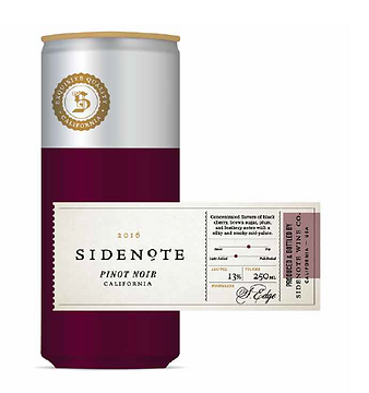 Wine in a can concept work