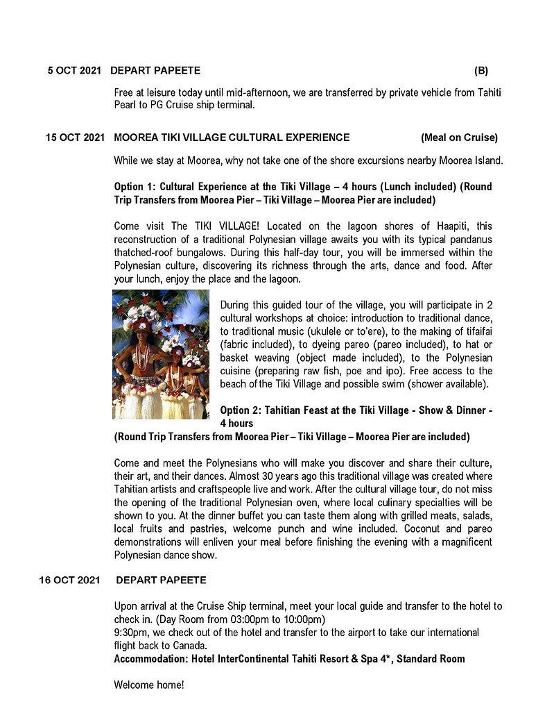 TAHITI OCT 2021  pre sailing package (2)