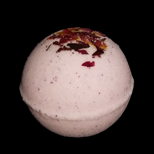 Renew | Blackberry Rose Bath Bomb