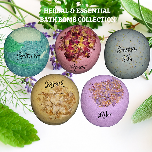 Herbal & Essential Collection | 5 Pack