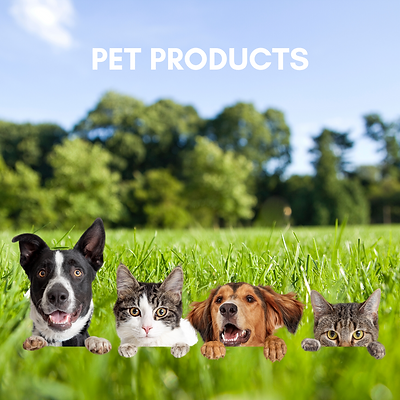 Pet CBD Products