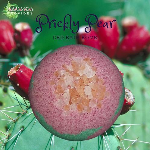 Prickly Pear Bath Bomb