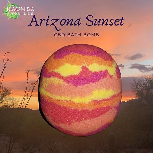 Arizona Sunset Bath Bomb