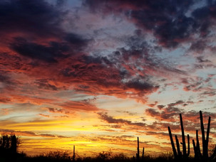 What Makes That Fire in the Sky: The Science Behind Sunsets