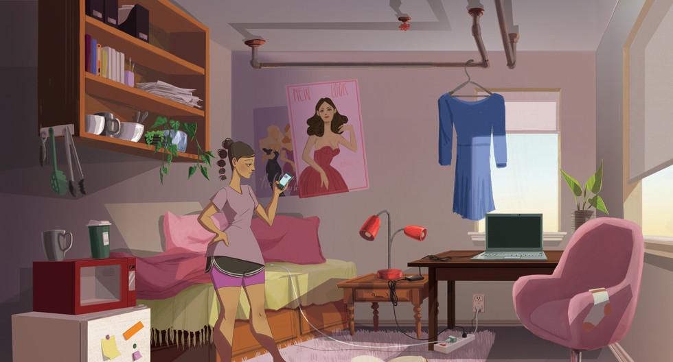 Dorm Painting