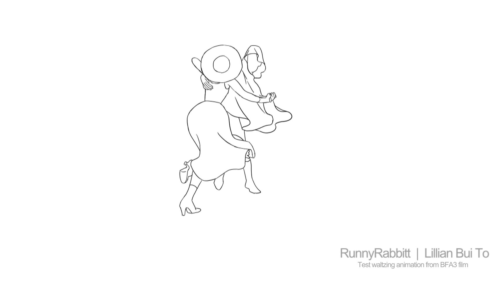Low FPS waltz animation