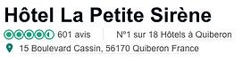 avis hotel petite sirene quiberon.png