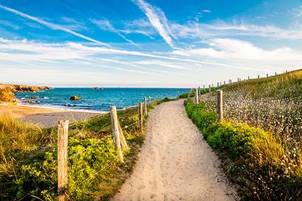 Partez à la découverte de Quiberon et de sa presqu'île