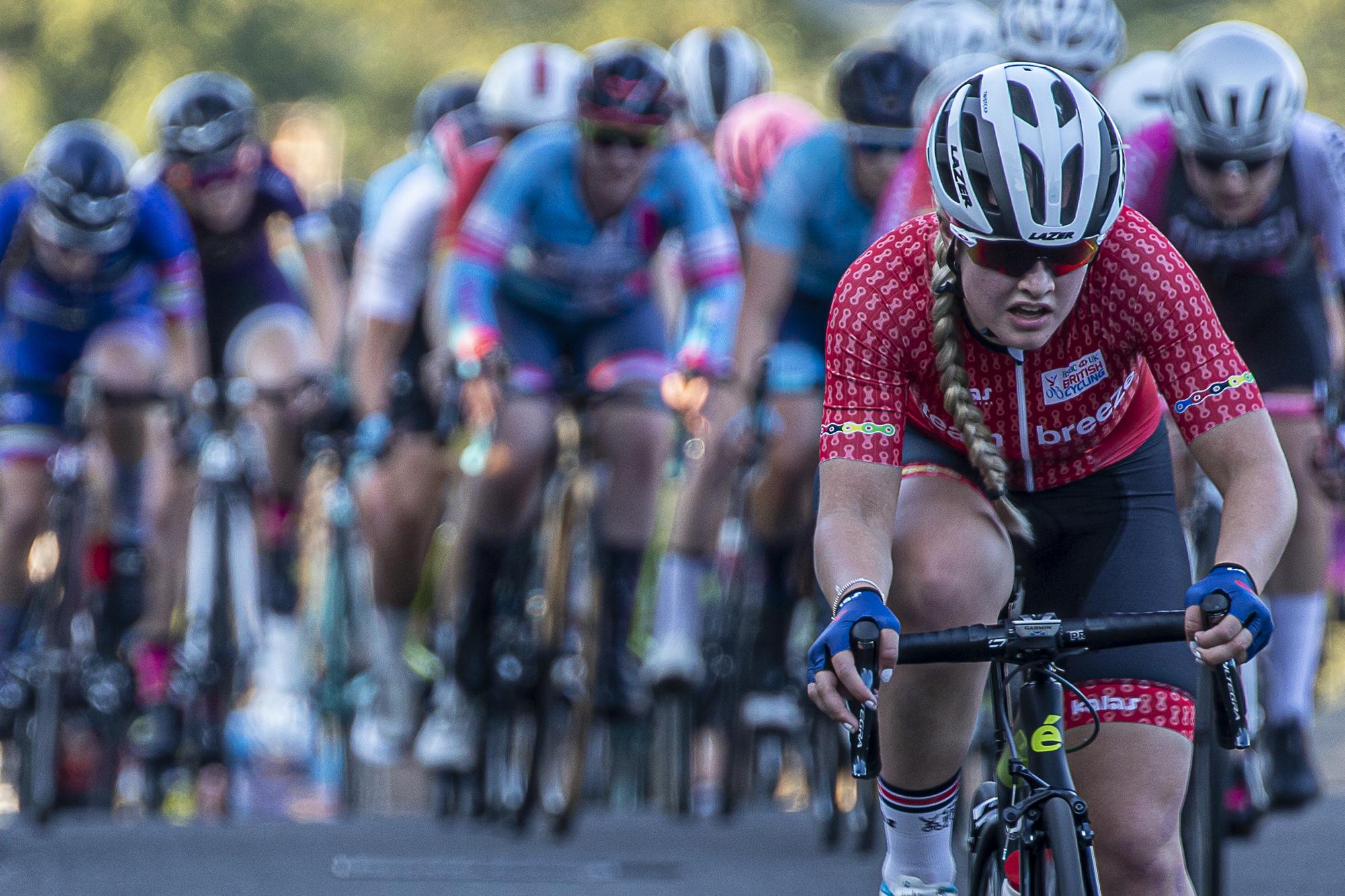 0 Cycle race Otley