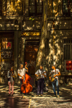 0 Madrid Buskers