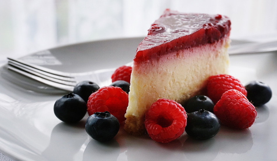 The Lifespan of a Cheesecake