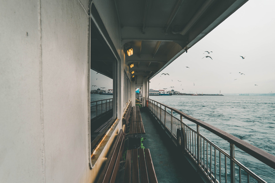 Thoughts From a Ferry