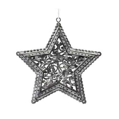 STAR ORNAMENT (9cm)