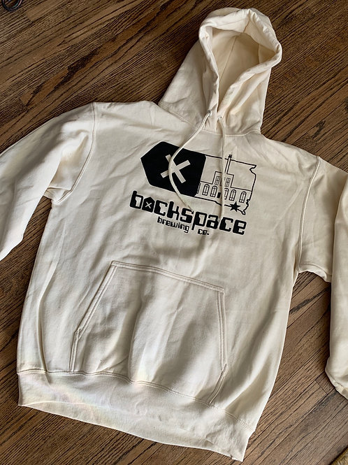Backspace Brewing Co- Logo Hoodie