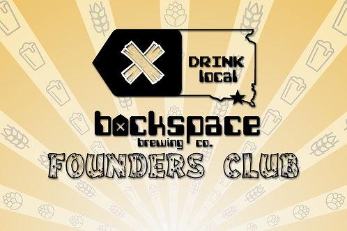 Founder's Club Membership- Tier 3