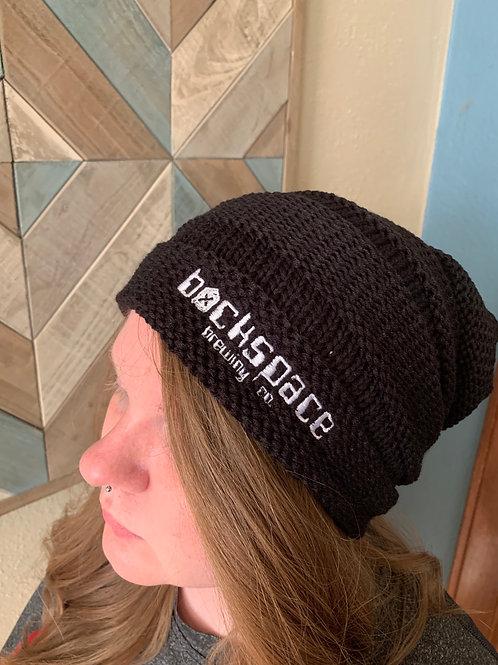 Backspace Brewing Co- Women's 'Slouch' Beanie