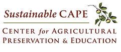 Sustainable CAPE Logo