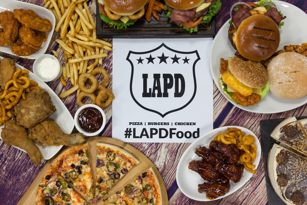 LAPD Stockport