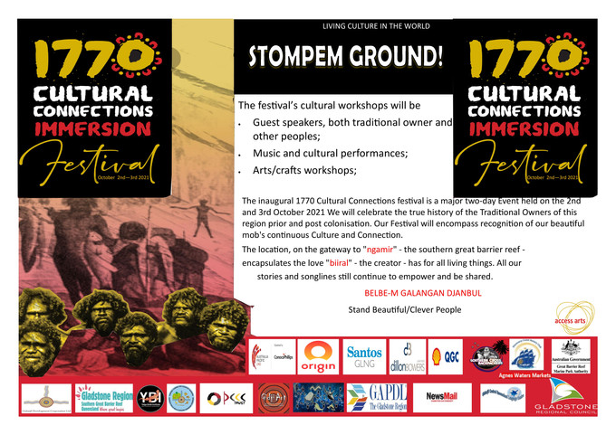 1770 Cultural Connections Immersion