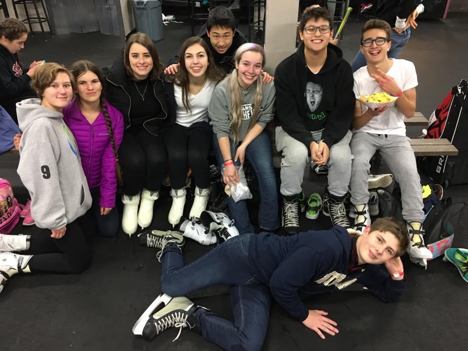team-ice-skating