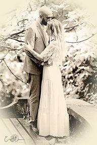 Couple in love, wedding