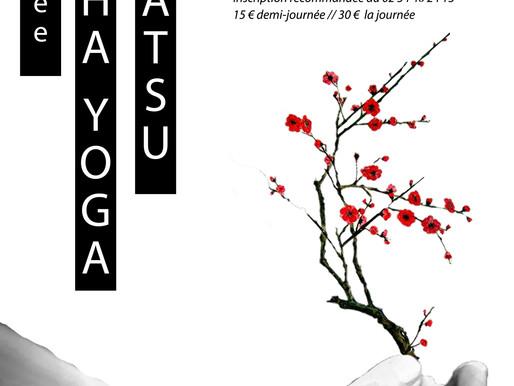 Journée HATHA YOGA & SHIATSU